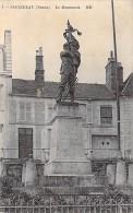 SEIGNELAY 89 - Le Monument - CPA - Yonne - Seignelay