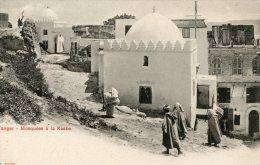 C5377 Cpa Maroc - Tanger, Mosquées à La Kasba - Tanger