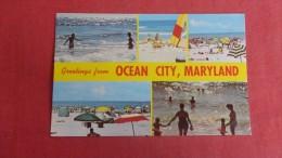 - Maryland> Ocean City  Greetings ---     ---------   Ref 1943 - Ocean City