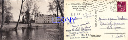CPSM 9X14 De BAUGE  (49)   - ESPERANTISTA KULTURDOMO - KASTELO De GRESILLON - 1958 - France