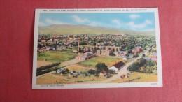 Idaho> Pocatello ( Birds Eye View  ----ref 1944 - Pocatello