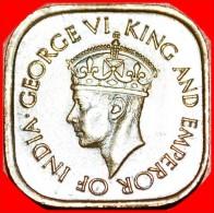 ★WAR PERIOD: CEYLON★ 5 CENTS 1945! LOW START★NO RESERVE! GEORGE V (1937-1952) - Sri Lanka (Ceylon)