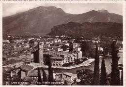 ALTE AK  RIVA Del GARDA / Trentino  - Gesamtansicht - 1950 Gelaufen - Autres Villes