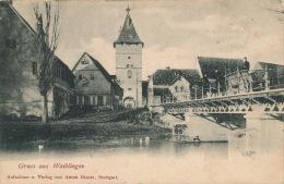 ALLEMAGNE - Gruss Aus WAIBLINGEN - Waiblingen