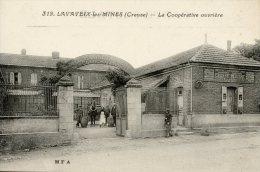 C5426 Cpa 23 Lavaveix Les Mines - La Coopérative Ouvrière - Francia