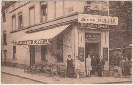 25956g CAFE BON COIN - J. MULLIE - BRAEM - BIERES CHASSE ROYALE - 335 AVENUE D'AUDERGHEM - Etterbeek - 1905 - Etterbeek