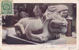 Mexico (Mexique) - El Tigre - Idolo De Piedra - Mexico