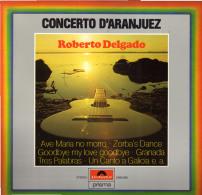 * LP *  ROBERTO DELGADO - CONCERTO D'Aranjuez (Holland 1976 EX!!!) - Instrumentaal