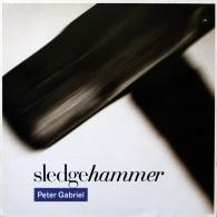 "* 12"" EP *  PETER GABRIEL  (ex Genesis) - SLEDGEHAMMER (Europe 1986 EX!!!) - 45 Toeren - Maxi-Single"