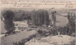 MARIGNY CHEMERAULT. Le Moulin De La Vallée - Andere Gemeenten