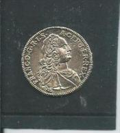 TU DOMINE SPES MEA 1752 A.GER. IER.REX FRANC.D.G.R.I.S. - 1547-1559 Hendrik II Van Frankrijk