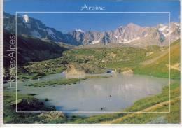 HAUTES-ALPES, Sous Le Lac Et Le Col D'ARSINE VOYAGE 2005 - Provence-Alpes-Côte D'Azur