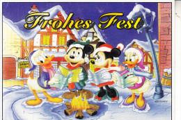 DISNEY - Frohes Fest - Weihnachten - Disney