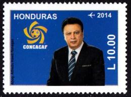 HONDURAS 2014. FOOTBALL SOCCER. CONCACAF. MNH** RARE!