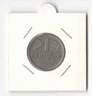 1 Deutsche Mark 1975 J - Germany Coin - 1 Mark