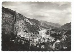 ENTREVAUX, VUE GENERALE - Alpes De Haute Provence 04 - Circulé 1950 - Autres Communes