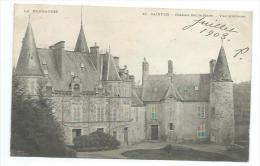 50/ MANCHE... SAINT LO. Château Sainte Marie. Vue Intérieure - Saint Lo