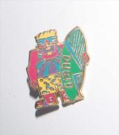 Surf Vêtements ARENA - Badges