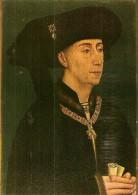 PHILIPPE LE BON Né à Dijon-mort à Bruges-Collier De La Toison D'or-peinture De Rogier Van Der Weyden(de Le Pasture) - Histoire