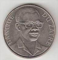 * Bel. Congo Zaire 10 Makuta 1973  Km 7  Unc !!! - Zaïre (1971-97)