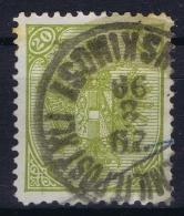 Bosnien-Herzegowina: Mi Nr 7 Used Perfo 12.50 * 13 - Gebraucht