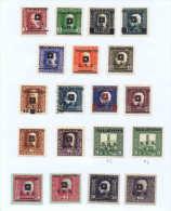 Yugoslavia, Kingdom SHS, Issues For Bosnia 1919 Mi. 33-50 MH/* Nr 41 = Used - 1919-1929 Königreich Der Serben, Kroaten & Slowenen