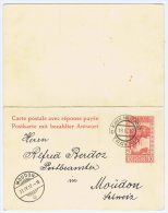 Bosnia And Herzogovina  Postcard  With Answer P16 Used - Covers & Documents