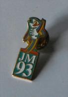 Jeux Méditerranéens JM 93 Poisson - Pin's