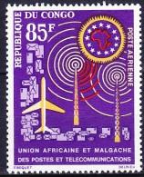 CONGO POSTE AERIENNE 1963 YT N° PA 10 ** - Congo - Brazzaville