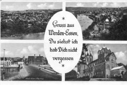 Gruss Aus Werden-Essen - Du Siehst Ich Hab Dish Nicht Vergessen - Allemagne