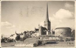 TALLINN : Vaike Rannavarav Kleine Strandpforte - Superbe Et Rare Carte Photo 1936 - Estonie