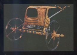 Museo Egipcio *State Chariot...* Ed. Lehnert & Landrock Nº 260. Nueva. - Museos
