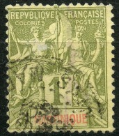 Martinique (1892) N 43 (o) - Martinique (1886-1947)
