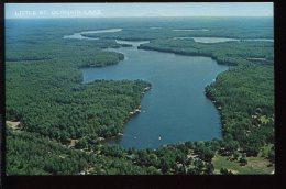CPM Etats-Unis Little SAINT GERMAIN Lake Vue Aérienne - Etats-Unis