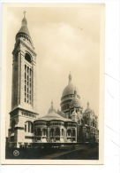 Paris  - Basilique Du Sacré Coeur - Le Campanile Et Porte Ouest (n°9) - Sacré Coeur