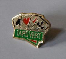 Tapis Vert 4 AS Cartes Dorées - Jeux