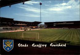 STADES - SAINT-ETIENNE - Allez Les Verts - Foot - Stades