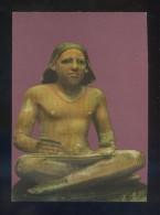 Museo Egipcio *Le Scribe...* Sin Datos Editor. Nueva. - Museos