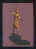 Museo Egipcio *Statuette En Or...* Ed. F.H. Gabra Nº 130. Nueva. - Museos