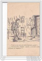 Cpa  Réf-JP-R075 (  Illustrateur  Style Vienne )     Tu Rentres Saoul, Cochon..... - Illustrators & Photographers