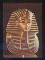 Museo Egipcio *The Golden Mask...* Sin Datos Editor. Nueva. - Museos