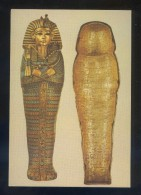 Museo Egipcio *One Of Four Miniature...* Ed. Lehnert & Landrock. Nueva. - Museos