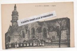 56 - GOURIN - L'EGLISE - MARIAGE - Gourin
