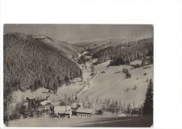 12909 - DESTNE V Orlickych Zakouti (Format 10X15) Im Winter - Tchéquie