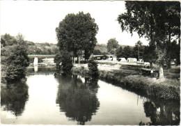 Wanlin S/ Lesse - Le Camîng Et Le Pont - & Camping - Belgium