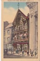 Keeler's State Street Restaurant Albany New York 1948 - Albany