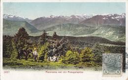 Italie - Panorama Von Der Penegalspitze - Bolzano (Bozen)