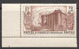 Bastille  150è Ann Révolution Française Yv 192 ** MNH - Unused Stamps