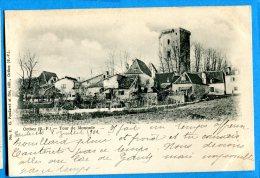 EGG1065,  Orthez, Tour De Moncade, Précurseur , Circulée 1903 - Orthez