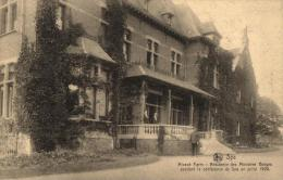 BELGIQUE - LIEGE - SPA - Nivezé Farm - Résidence Des Ministres Belges Pendant La Conférence De Spa En Juillet 1920. - Spa